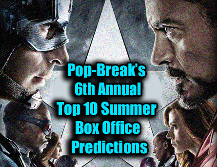 Top 10 summer box office predictions 2016 page 8 of 13 the pop break - 2016 box office predictions ...