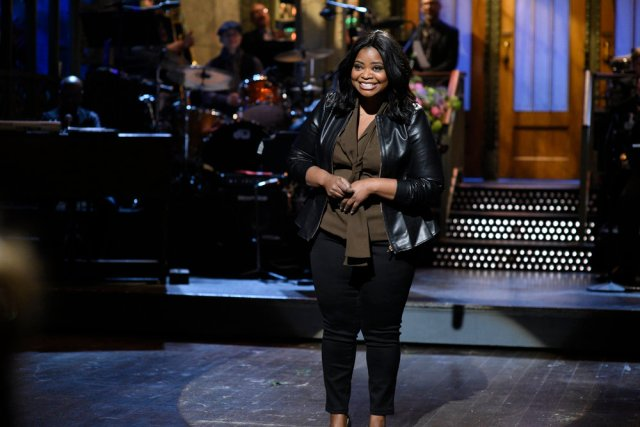 Octavia Spencer on SNL