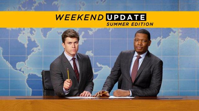 Weekend Update Summer Edition