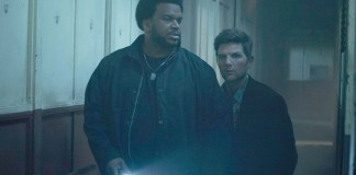 Craig Robinson, Adam Scott in FOX's Ghosted