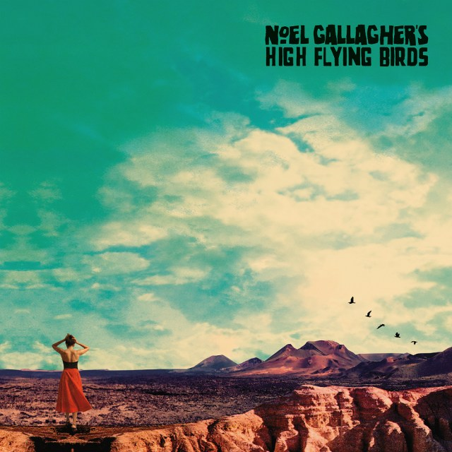 Noel Gallagher Who Built the Moon
