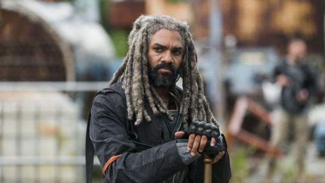 King Ezekiel The Walking Dead Some Guy