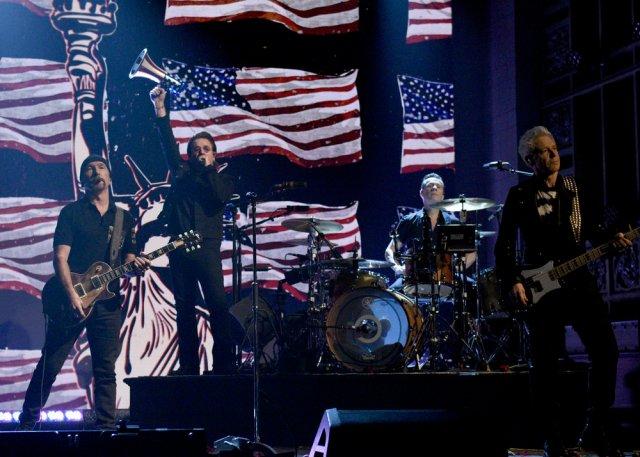 U2 on Saoirse Ronan's hosting gig on SNL