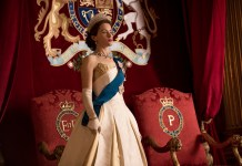 Claire Foy in The Crown Season 2