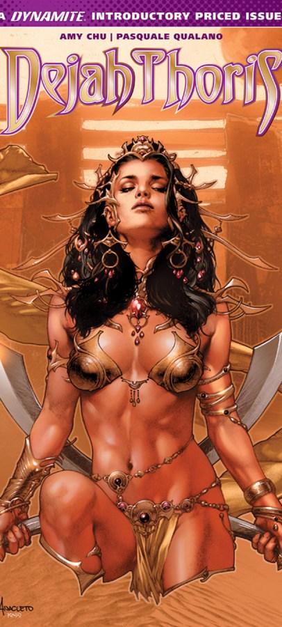 Dejah Thoris #0 cover