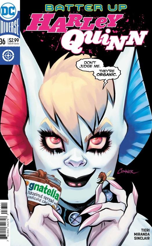 Harley Quinn 36 Cover
