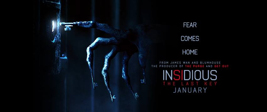 Image result for insidious the last key poster