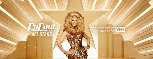 Ru Paul's Drag Race All-Stars 3