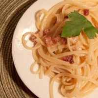 tasso carbonara recipe