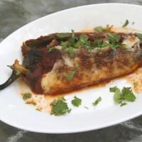 skinny chiles rellenos