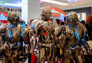 Age of Ultron Cosplay