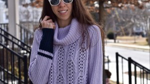 A Cowl-Neck Sweater You Need To Keep You Warm This Winter!