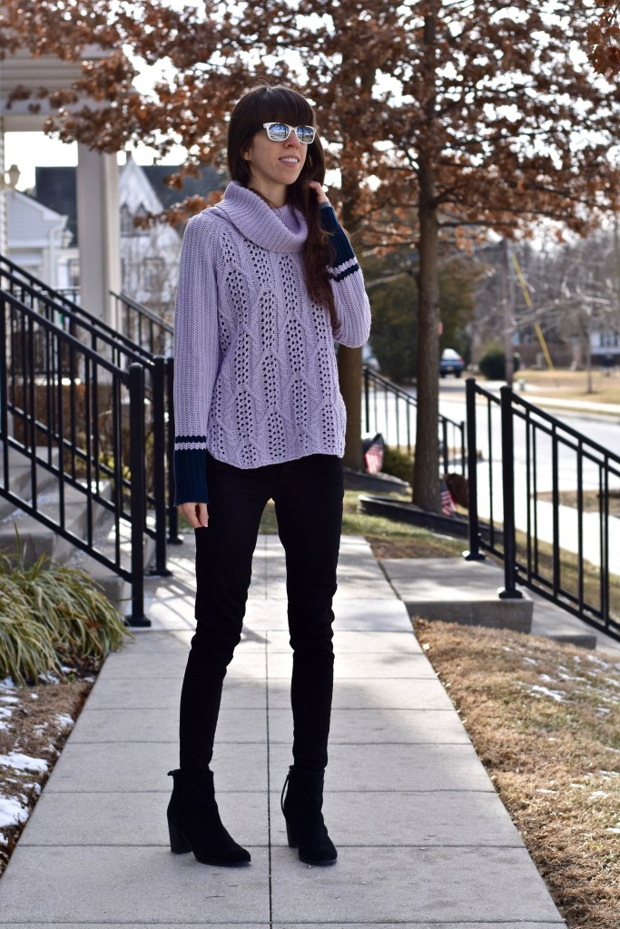 A Cowl-Neck Sweater You Need To Keep You Warm This Winter! -thepoppyskull.com