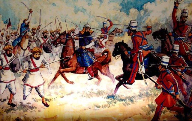 1857 revolt meerut, dhan singh kotwal , rao umrao singh gadar 31 may 1857 की क्रांति , धन सिंह कोतवाल राव उमराव सिंह भाटी 1857 क्रांति