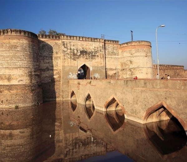 लोहागढ़ किला जाट राजा सूरजमल जाट
