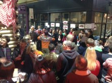 14 December: Pop-Up Choir at Brixton Village