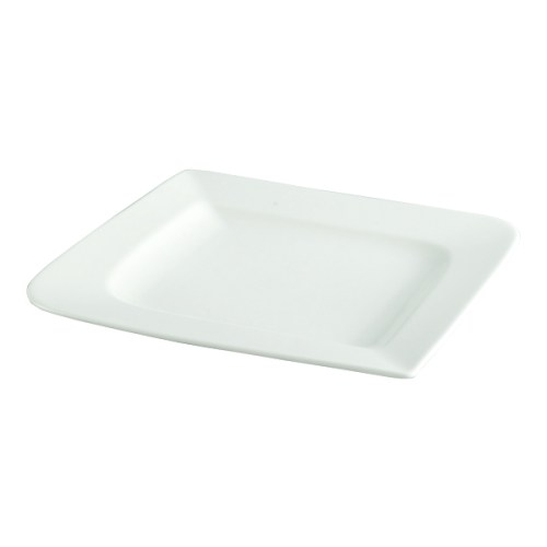 Ly's Horeca Square China Plate by Minh Long