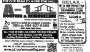 A-1 Roofing & Remodeling BC