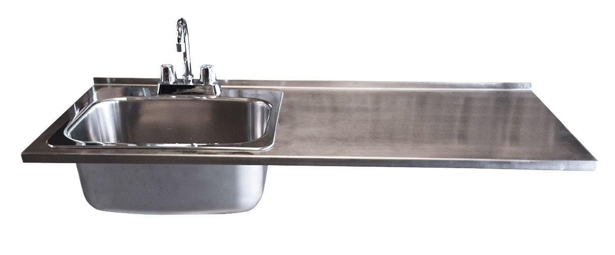 sink no plumbing