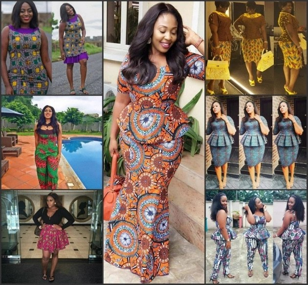 4f96ec0e7ea79 Best Ankara styles for 2018(Pictures) - The Port City News