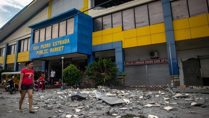 NNN: Un terremoto en alta mar con una magnitud preliminar de 5.5 sacudió la provincia de Davao Oriental en el sur de Filipinas antes del mediodía del domingo, dijo el Instituto Filipino de Sismología y Vulcanología (Phivolcs). El instituto dijo que el terremoto, que se produjo a las 11.12 a.m., hora local, se produjo a […]
