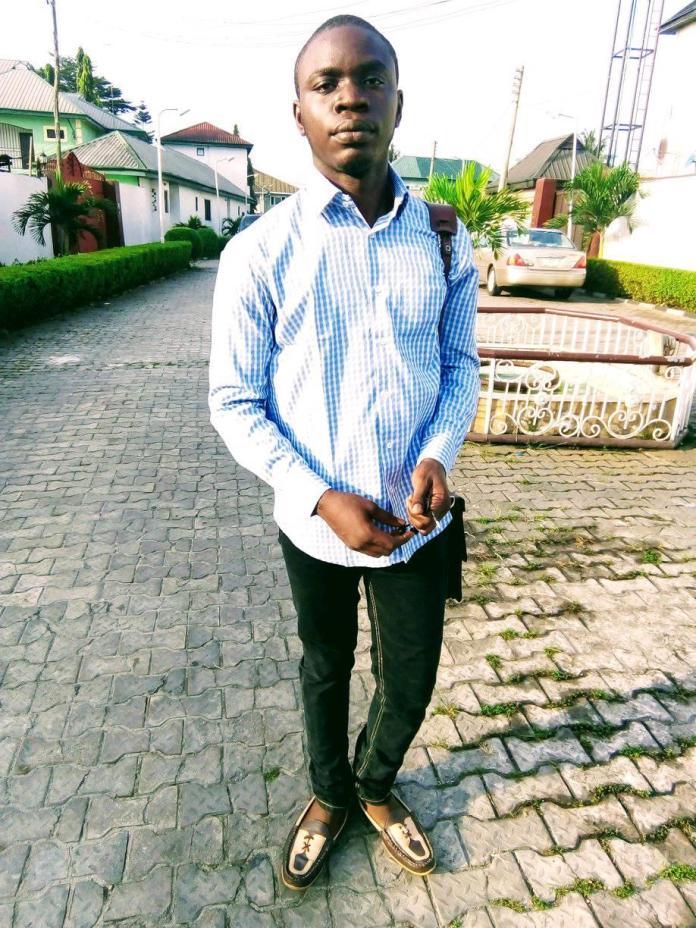 prince dibami,uniport,engineering,aluu