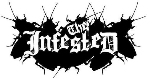 LAST GANG IN TOWN present THE INFESTED + LEFT FOR DEAD