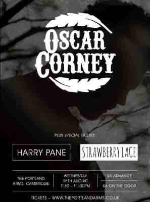 Oscar Corney +Harry Pane +Strawberry Lace