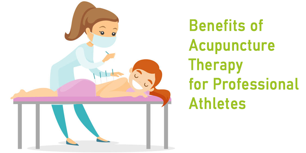 Benefits of Acupuncture Therapy for Professional Athletes