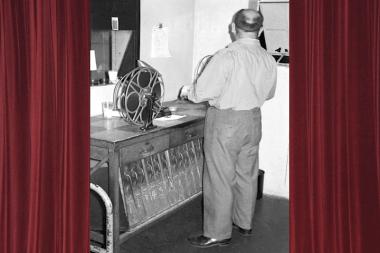 Port Theatre 1968