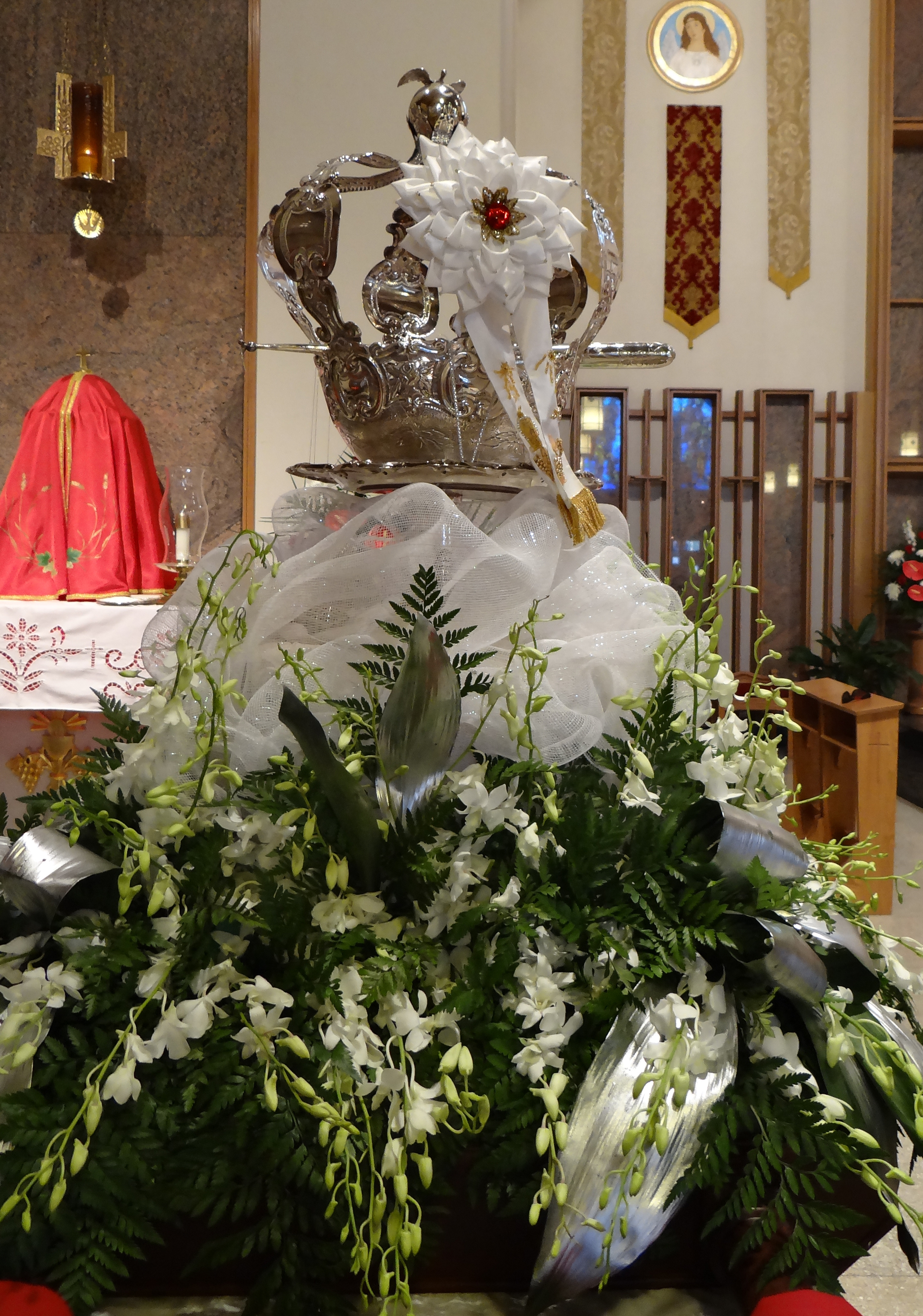 The Holy Ghost Feast at Espirito Santo Church, Fall River, MA - the