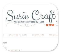 Refresh for Susie Craft Happy