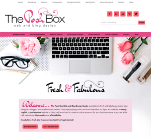 The Posh Box New Design