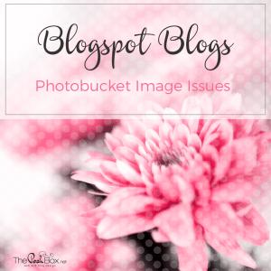 Update:  Photobucket Image Issues