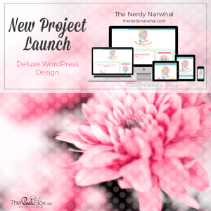 The Nerdy Narwhal Project Launch