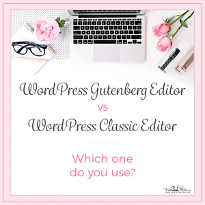 Gutenberg and cassic editors, which one do you use?