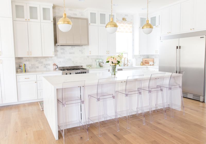 MODERN KITCHEN REMODEL BEFORE AND AFTER UPDATES on Kitchen Remodel Modern  id=71992