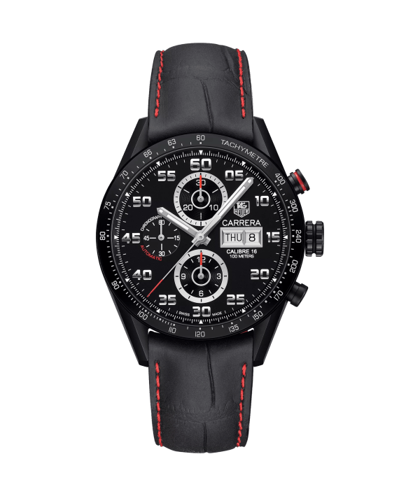 Tag Heuer  Carrera Calibre-16 Day-Date - The Posh Watch Shop