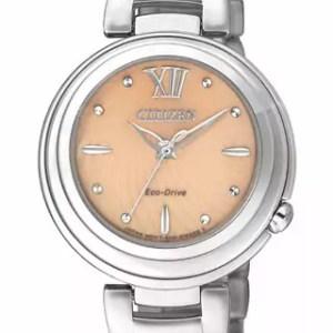 Citizen EM0331-52W eco-drive watch - The Posh Watch Shop