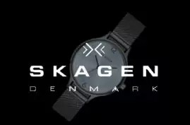 Skagen Logo - the posh watch shop