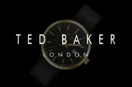 Ted Baker - the posh watch shop