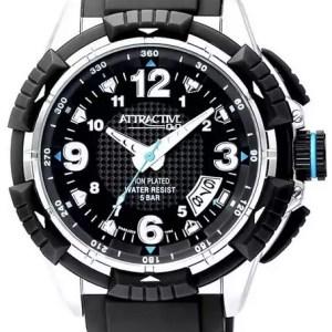Citizen Q&Q watch DA60J305Y - The Posh Watch Shop