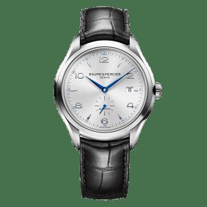 Baume & Mercier Clifton watch M0A10052 - The Posh Watch Shop
