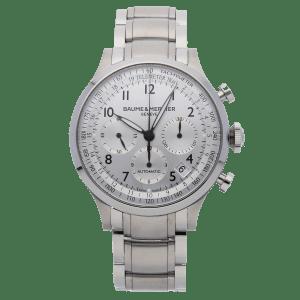 Baume & Mercier Capeland watch M0A10064 - The Posh Watch Shop