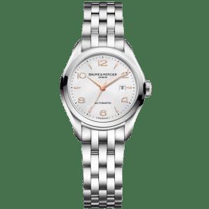 Baume & Mercier Clifton watch M0A10150 - The Posh Watch Shop