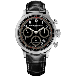 Baume & Mercier Capeland watch MOA10084 - The Posh Watch Shop