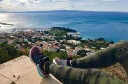 Top of Marjan Hill Split Croatia