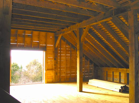 Free Monitor Pole Barn Plans The Jek