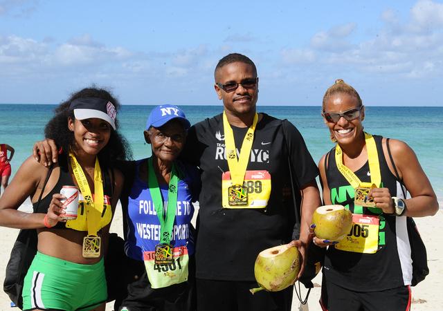 Reggae Marathon, Saturday, December 6th. 2014