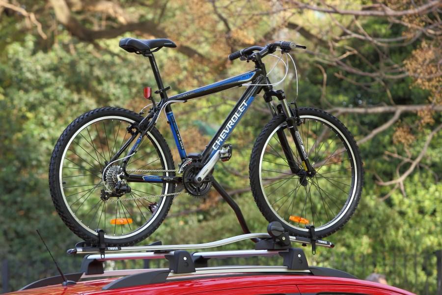 Porta bicis Chevrolet
